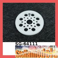 3RAC-SG64111 64 Pitch Spur Gear 111T