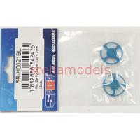 SR-H0021BL Speed Aluminum Servo Saver Cap Blue