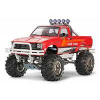 47394 Toyota 4x4 PICK-UP Mountain Rider [TAMIYA]