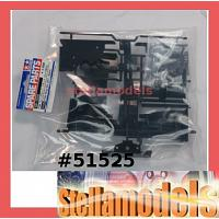 51525 F104 Wing Set (F2012 / Black)