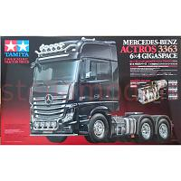 56348 1/14 R/C Mercedes-Benz Actros 3363 6x4 GigaSpace