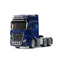 56354 1/14 R/C Mercedes-Benz Actros 3363 6x4 GigaSpace (Pearl Blue Edition)
