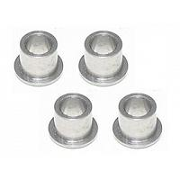 #TC4-024 64 Titanium Block Carrier Bushing (4 Pcs) for AE TC4