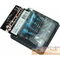 TT01-14/LB/V2 Alum Oil Damper Set(13mm) for TT-01