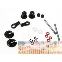ZX5-01RF Rebuild Kit (Front) For #ZX5-01 F&R Damper For Kyosho Lazer ZX-5