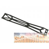 ZX5-13/WO Graphite Upper Deck For Kyosho Lazer ZX-5