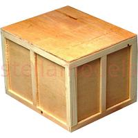 Wooden crate (92295003)