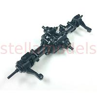 Front Pass Through Axle (FR) for CROSS-RC MC8 (New Version, 96313201)