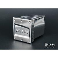 Stainless steel battery box for MAN (G-6149) [LESU]