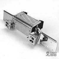 Rear beam with light mounts and chocks for TAMIYA 1/14 Scania R470 R620 (G-6219) [LESU]