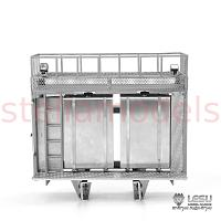 Heavy equipment rack for 1/14 R/C Tractor Trucks (G-6181) [LESU]