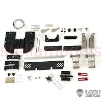 Tail Beam with Rear Bumper for 1/14 R/C Timber Truck [LESU]