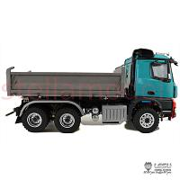 1/14 Hydraulic 3-way 6x6 dump truck without cab body [LESU]