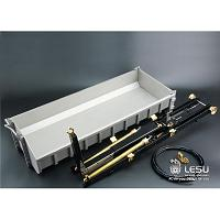 1/14 RoRo Tipper with Hydraulic Mechanism, Pump, Valve, ESC Set [LESU]