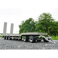 1/14 Low Loader Semi-Trailer (Grey) (LS-A0001) [LESU]