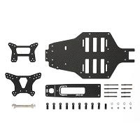 47426 Top-Force Carbon Chassis Conversion Set [TAMIYA]