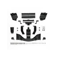 51604 F104 Wing Set (2017 / Black) [TAMIYA]