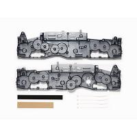 54807 G6-01 D Parts (Chassis) (Clear Gray) [TAMIYA]