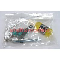 9415010 Damper Parts Bag (BD2-BD9, Damper Oil) for CC-01 Chassis Cars