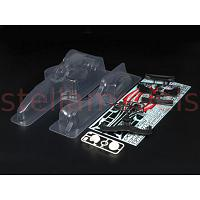 51377 1/10 Scale R/C F104 Body Parts Set
