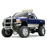 58372 Ford F350 High Lift 4WD TRUCK [TAMIYA]