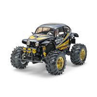 47419  Monster Beetle (2015) Black Edition w/ESC [TAMIYA]