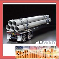 56310 Pole Trailer for Tamiya 1/14 Tractor Trucks