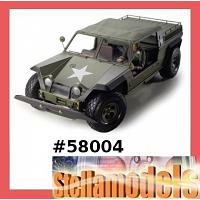58004 XR311 Combat Suport Vehicle w/ESC(TBLE-02S)