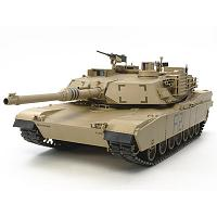 56041 U.S. Main Battle Tank M1A2 Abrams Full-Option Kit w/BONUS ITEM [TAMIYA]