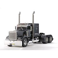 56356 Grand Hauler (Matte Black Edition) [TAMIYA]