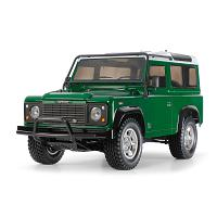 58657 CC-01 Land Rover Defender 90 w/ESC+LED [TAMIYA]