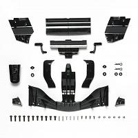 F104 Wing Set (2017 / Black) [TAMIYA]