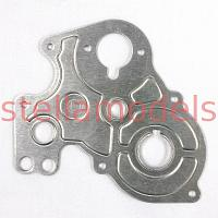 4225003 Gear Box Plate Left for 58060 Monster Beetle [TAMIYA]