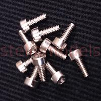 19805893 1.6 x 4mm Cap Screw (10pcs.) [TAMIYA]