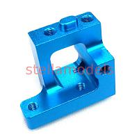 13458131 Aluminum Servo Mount (Blue) for 84379 TB Evo. 6 [TAMIYA]