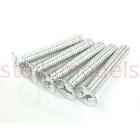 19804576 4x25mm Countersunk Screw (5Pcs.) [TAMIYA]