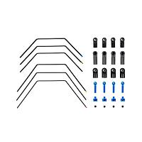 42281 TRF418 Stabilizer Set (Front & Rear) [TAMIYA]