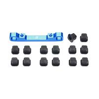 54882 Aluminum Adjustable Suspension Mount (E) [TAMIYA]
