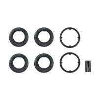 TRF420 K Parts (Bearing Holders) [TAMIYA]