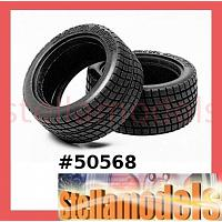 50568 M-Chassis Radial Tires (1 pair)