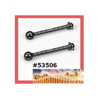 53506 39mm Lightweight Rear Swing Shafts For Assembly Universal Shaft Set