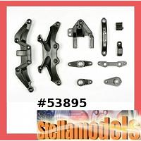 53895 TA05 Carbon Reinforced K Parts Stiffener
