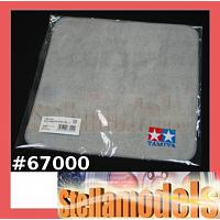 67000 Tamiya Hand Towel (Gray)