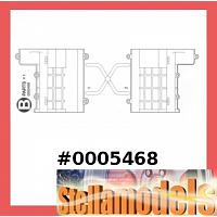 10005468 B-Parts (B1 & B2) for 56318/56321 Scania R470