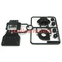 0005521 C Parts (C1-C5) for CC-01 Chassis Cars