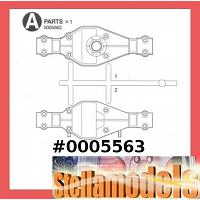 0005563 A-Parts (A1 & A2) for 56318/56321 Scania R470