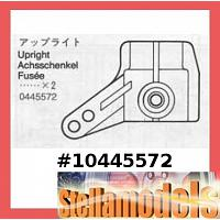 Upright (x2) for #58154 Hummer #10445572 [TAMIYA]