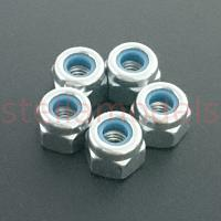 12220001 3mm Lock nut (5Pcs.)