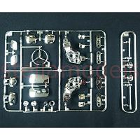 19115363 N & W Parts for 56335 Mercedes-Benz Actros 1851 Gigaspace [TAMIYA]