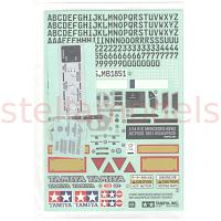 19495770 Sticker, Metal Transfer for 56335 Mercedes-Benz Actros 1851 Gigaspace